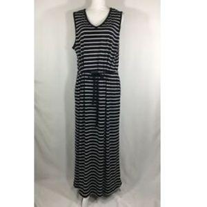 Simply Emma Jersey Knit Maxi Dress Sleeveless